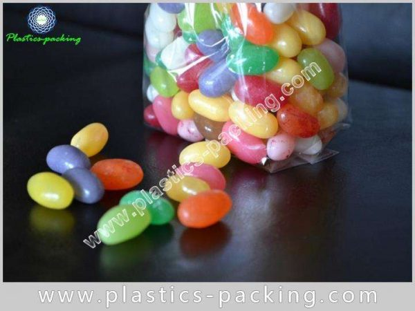 Custom Plastic Clear Cellophane Gift Bags 40Micron 543 1