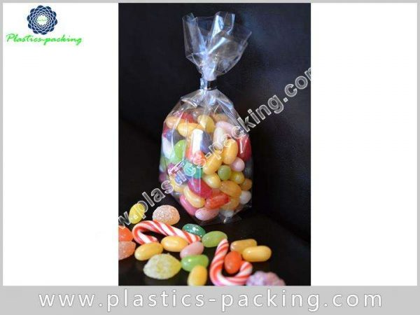 Custom Plastic Clear Cellophane Gift Bags 40Micron 544 1