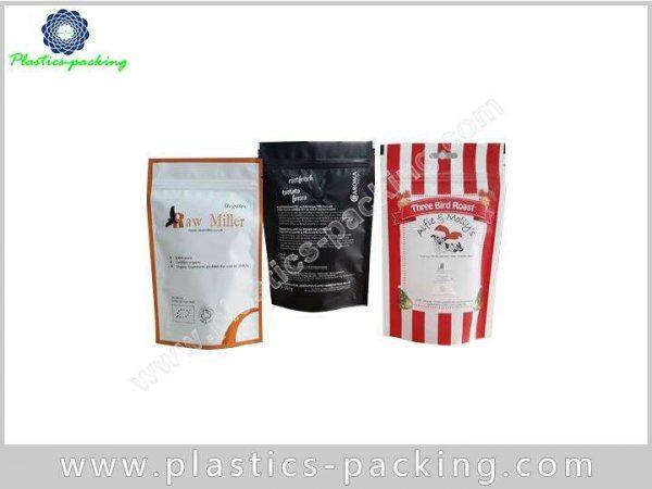 Custom Printed Aluminum Foil Zip Lock Bags yythkg 0279
