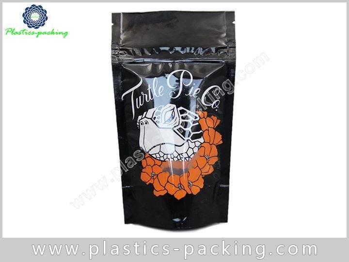Custom Printed Dispensary Bags With Ziplock Manufacturers 235