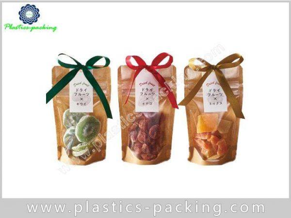 Custom Printed Stand Up Kraft Paper Coffee Bags yyt 201