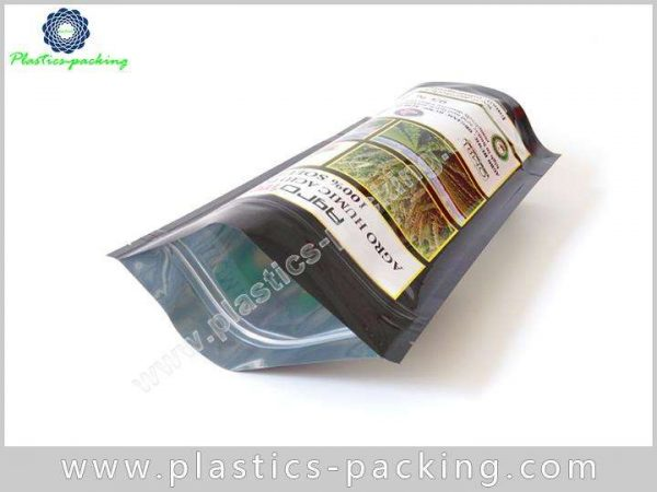 Customize Printed Ziplock Stand Up Pouch Manufacturers yyt 0360
