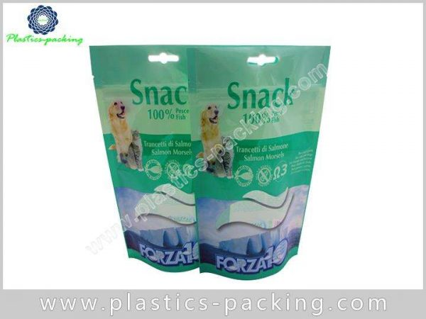 Customized Pet Food Bags 9