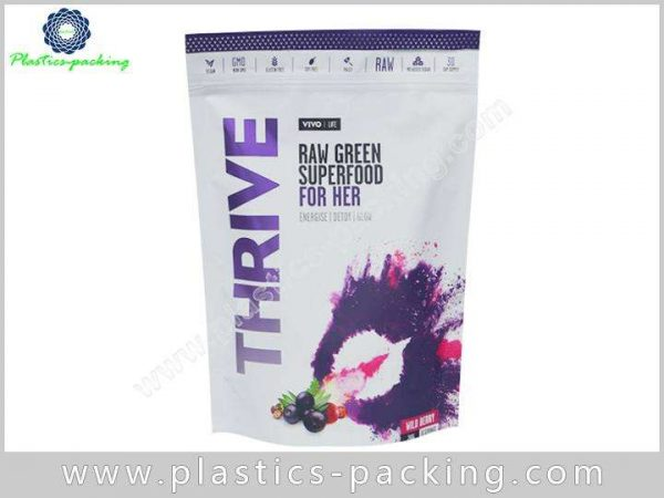 Customized Stand up Ziplock Pouches Manufacturers and Supp 0398