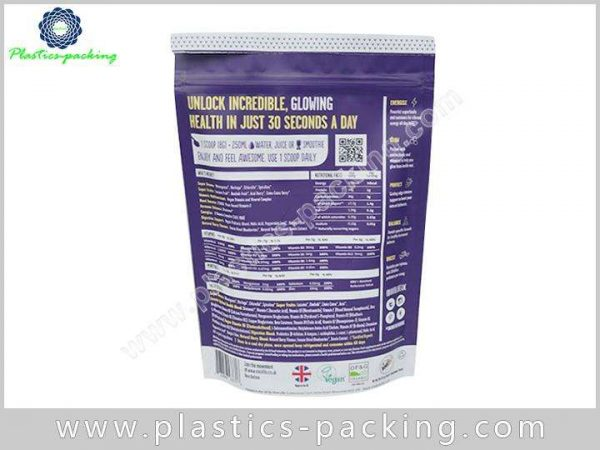 Customized Stand up Ziplock Pouches Manufacturers and Supp 0400
