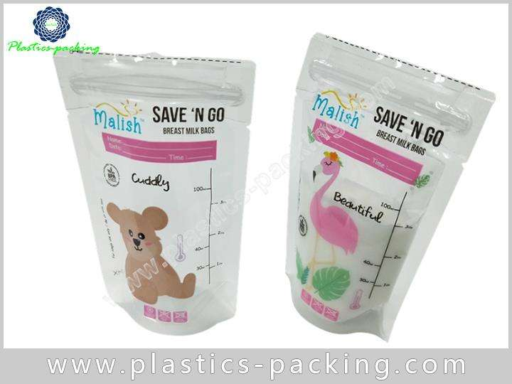 Disposable Baby Breast Milk Storage Bags Manufacturers yyt 137