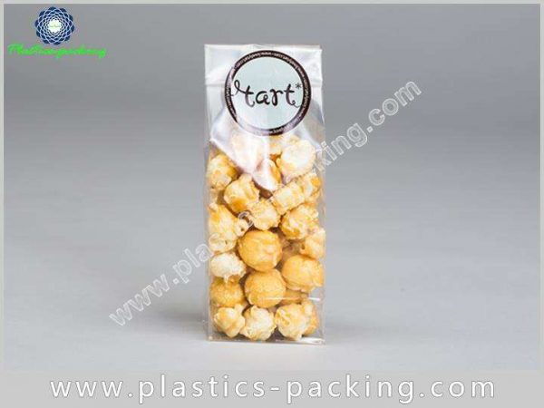 Disposable OPP Block Bottom Bag with Side Gusset yy 508 1