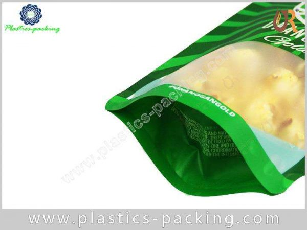 Doypack Stand Up Zipper Pouches Manufacturers and S 0412