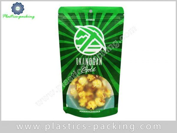 Doypack Stand Up Zipper Pouches Manufacturers and S 0413