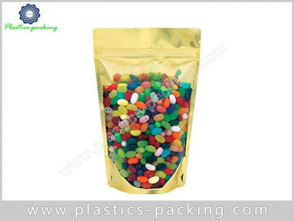 Dried Food Packaging Ziplock Bags Stand up Pouch yy 0423