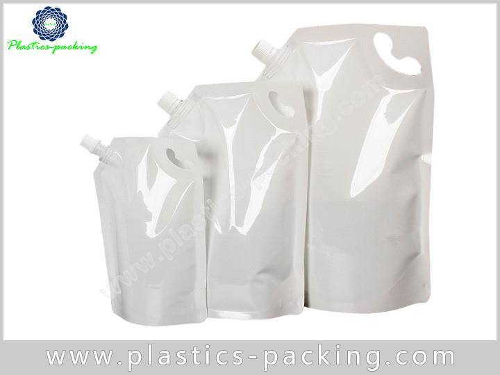 Drinks Juice Spout Pouch Manufacturers and Suppliers yythk 365