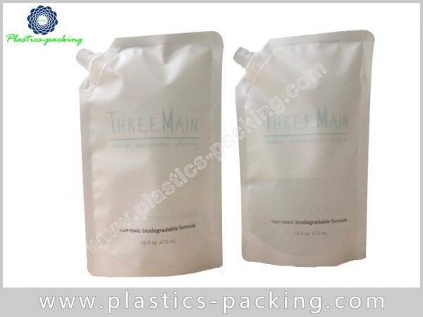 Drinks Juice Spout Pouch Manufacturers and Suppliers yythk 367