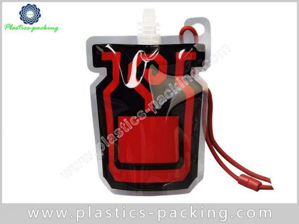 ECO Friendly Biodegradable Spout Pouch Manufacturers and y 360