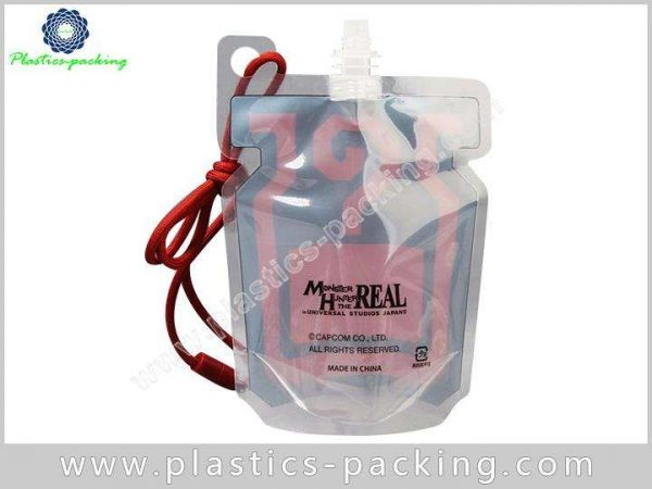 ECO Friendly Biodegradable Spout Pouch Manufacturers and y 362