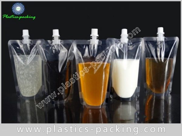 Eco Friendly Spout Pouch For Liquid Packaging Manuf 339