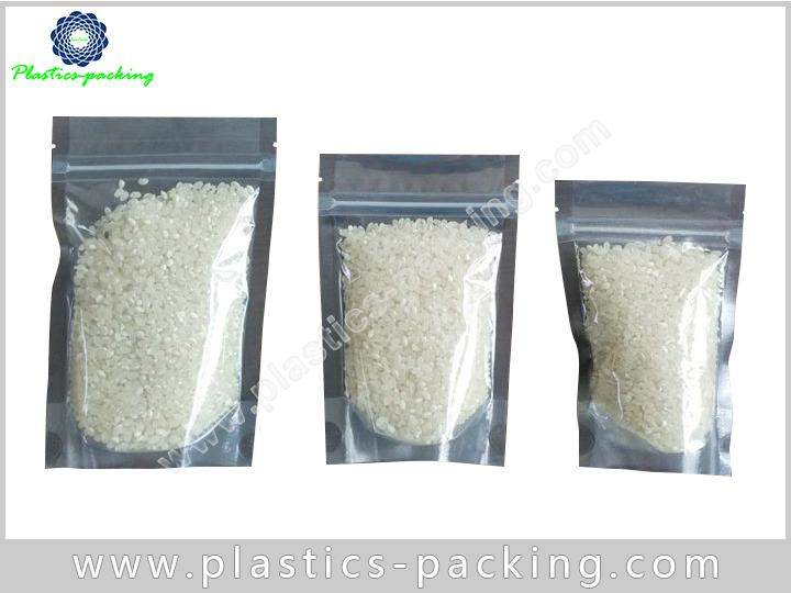 Euro Slot Stand Up Plastic Ziplock Bags Foil yythkg 0432