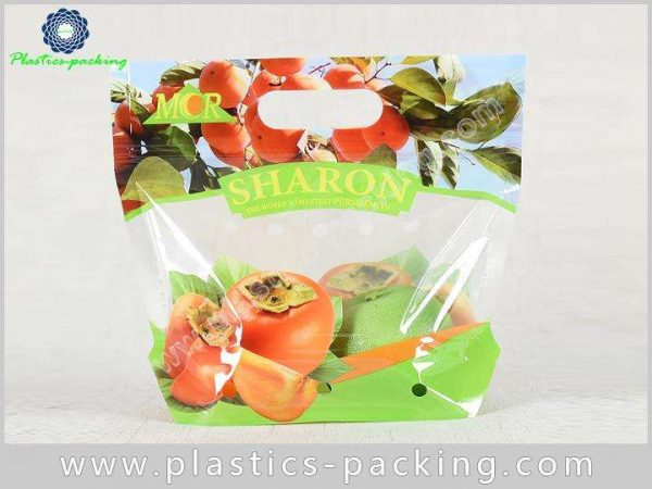 Flat Bottom Fruit Packaging Bags Manufacturers and 110