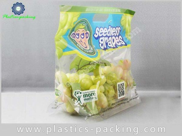 Flexible Packaging Fruit Bags With Zipper Manufacturers yy 093