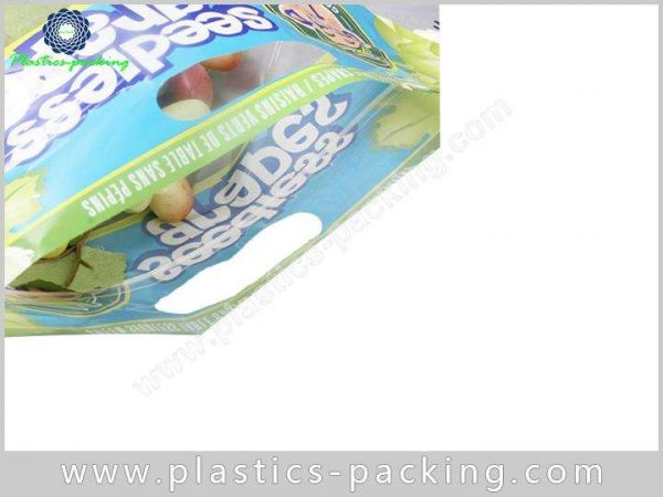 Flexible Packaging Fruit Bags With Zipper Manufacturers yy 095