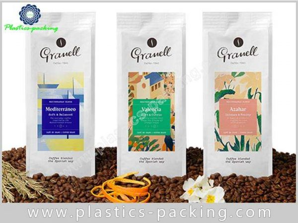 Flexible Packaging for 150g Coffee and Tea Pouch yy 437