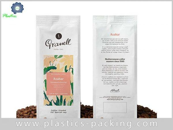 Flexible Packaging for 150g Coffee and Tea Pouch yy 439
