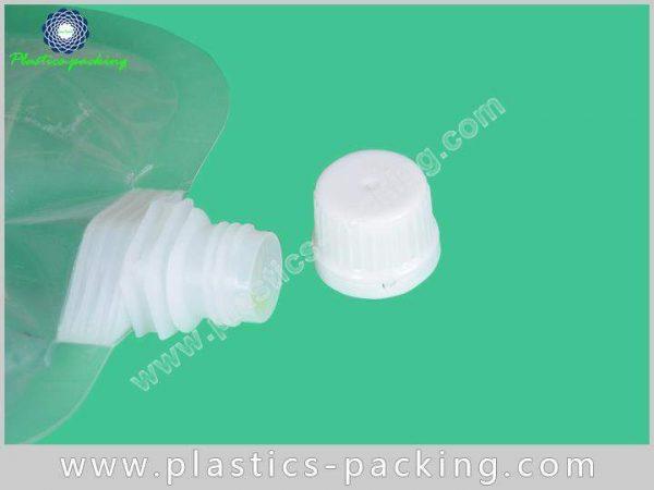 Flexible Printing Lamination Liquid Packaging Spout Bag yy 325