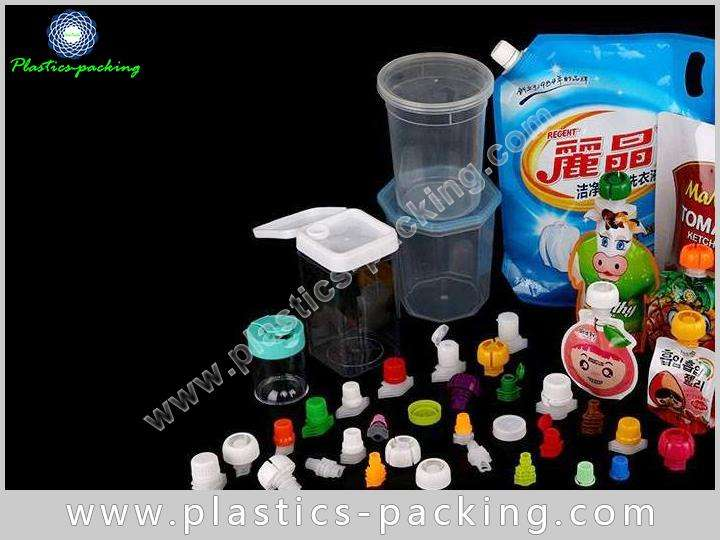 Food Grade Custom Fruit Juice Spout Pouches yythk 301