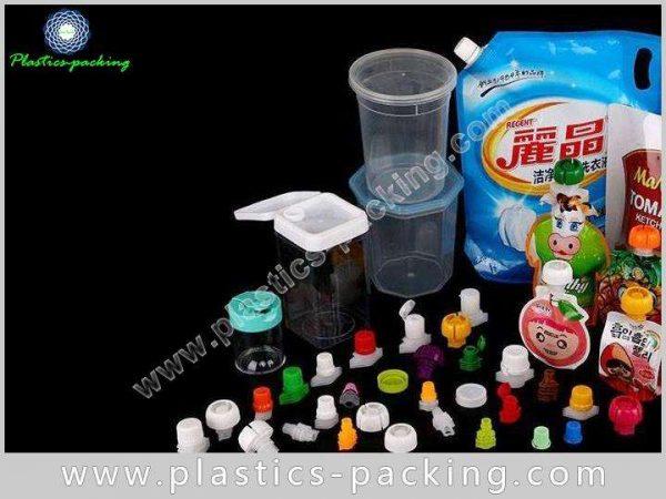 Food Grade Custom Fruit Juice Spout Pouches yythk 304