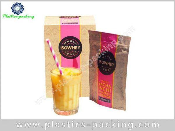 Food Grade Laminated Coffee Bag Side Gusset Heat yy 409