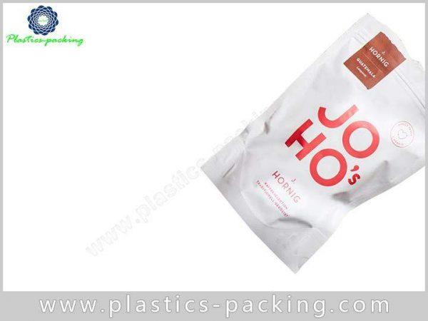 Food Grade Matte Black Coffee Bags Side Gusset yyth 397