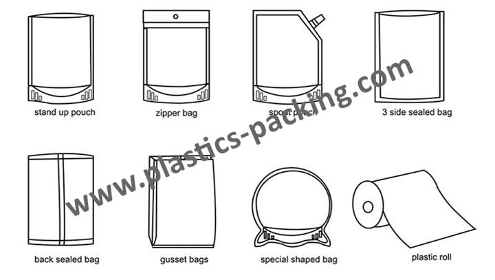 Food Grade Milk Breast Bags Packaging Manufacturers yythkg 102