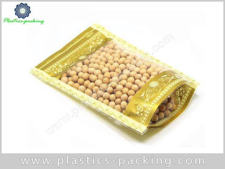 Food Grade Zipper Pouch Snack Food Bag Manufacturer 435