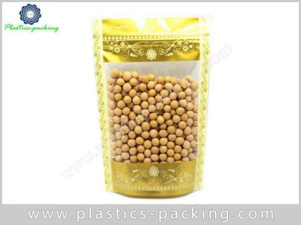 Food Grade Zipper Pouch Snack Food Bag Manufacturer 436