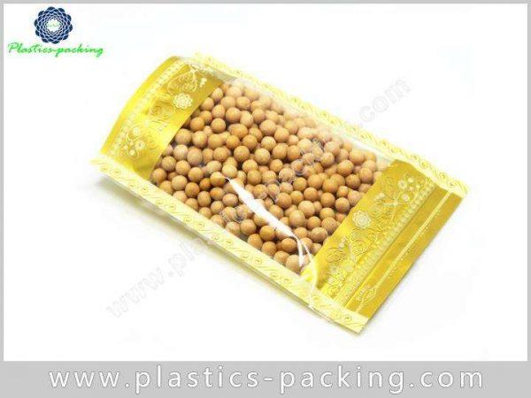 Food Grade Zipper Pouch Snack Food Bag Manufacturer 438