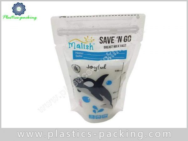 Freezable Breast Milk Bags Manufacturers and Suppliers yyt 082