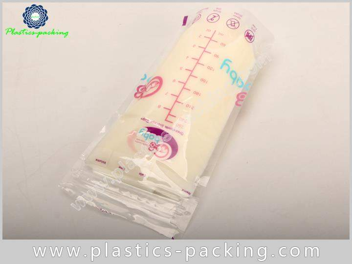 Freezer Safe BreastMilk Storage Bags Manufacturers and yyt 072