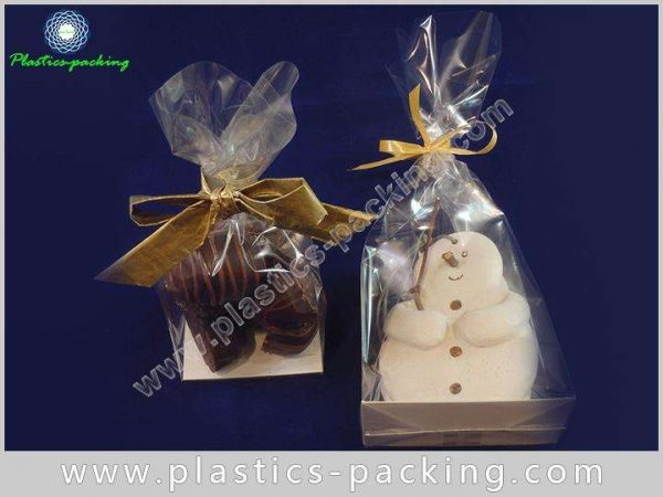 Gift Packing Bags with Paper Card OPP Cellophane yy 065