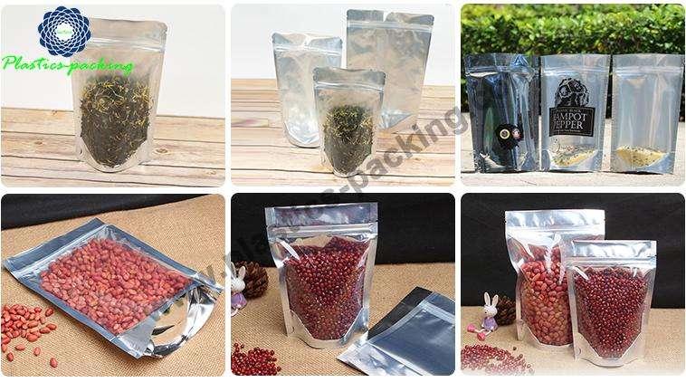 Gravure Printing Accept Custom Order Zipper Bag and 0605
