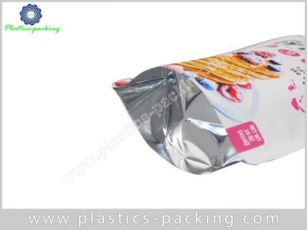 Heat Seal Food Grade Stand Up Ziplock Bag Ma 0660