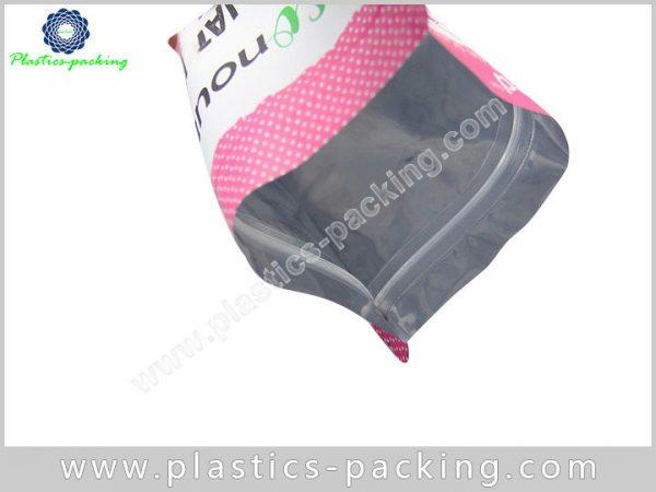 Heat Seal Food Grade Stand Up Ziplock Bag Ma 0662