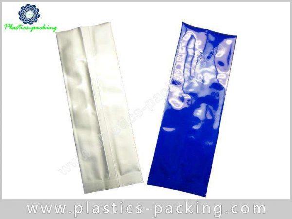 Heat Seal Printed Blue Coffee Packaging Bags with y 321