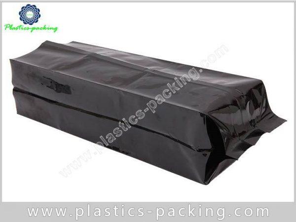 Heat Seal Printed Matte Black Coffee Bags Food yyth 304