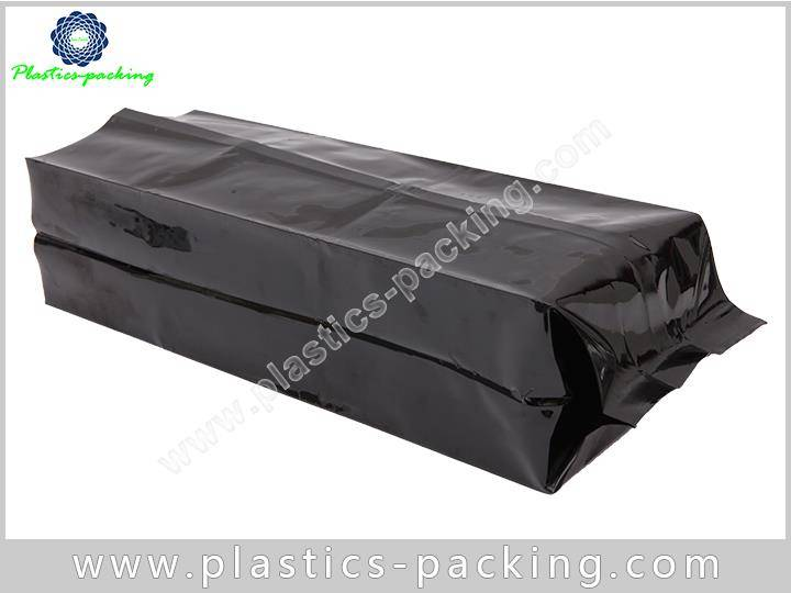 Heat Seal Printed Matte Black Coffee Bags Food yyth 305
