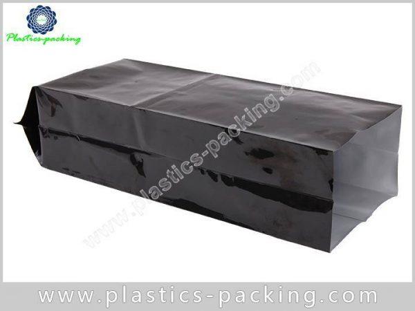 Heat Seal Printed Matte Black Coffee Bags Food yyth 307