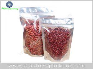Heat Seal Zip Lock Pouch Bag for Tea Powder 0676
