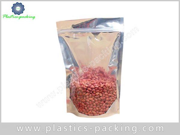 Heat Seal Zip Lock Pouch Bag for Tea Powder 0678