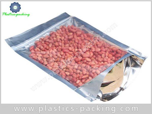 Heat Seal Zip Lock Pouch Bag for Tea Powder 0679