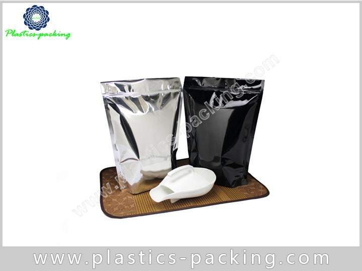 Heat Sealing Stand Up Ziplock Bag and Laminated yyt 0686