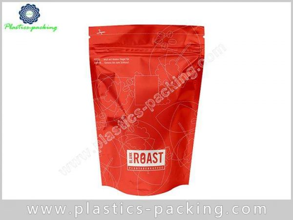 Heat Sealing Stand Up Ziplock Bag and Laminated yyt 0687