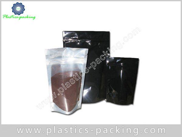 Heat Sealing Stand Up Ziplock Bag and Laminated yyt 0688